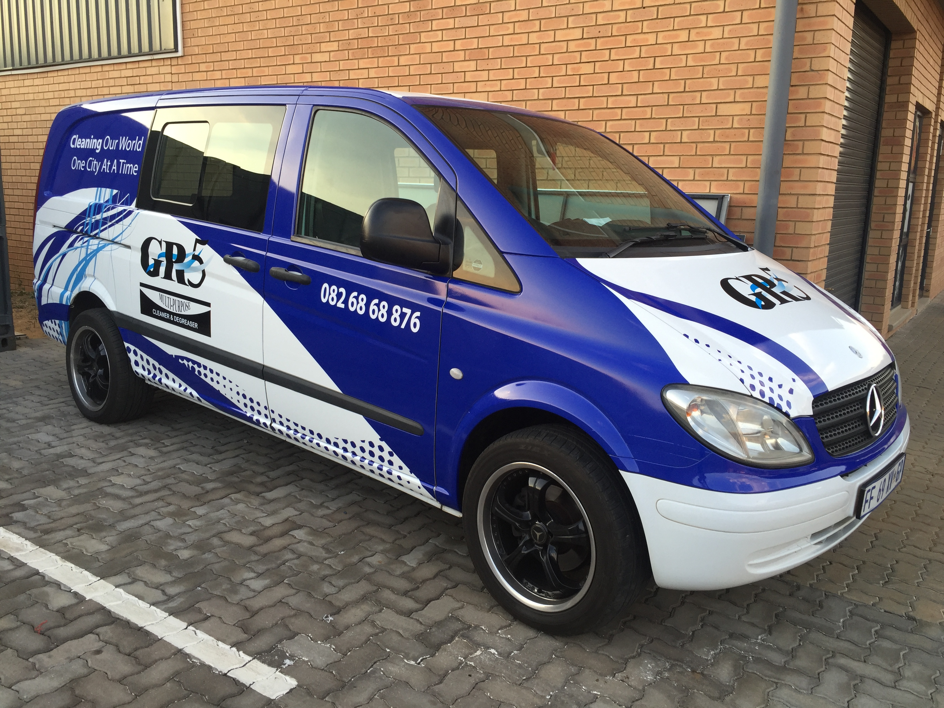 Vehicle Branding, Vehicle Wrapping, Pretoria