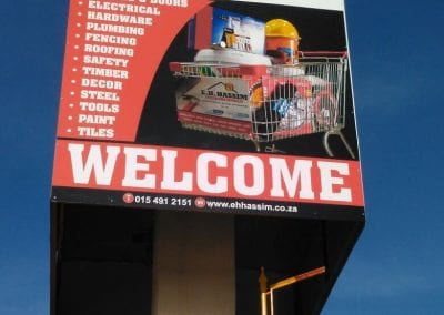 Bill Boards Pretoria