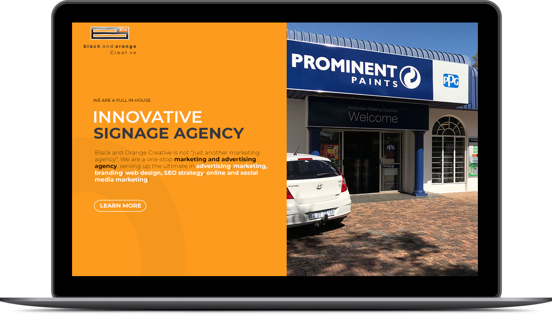 Digital Advertising, Pretoria