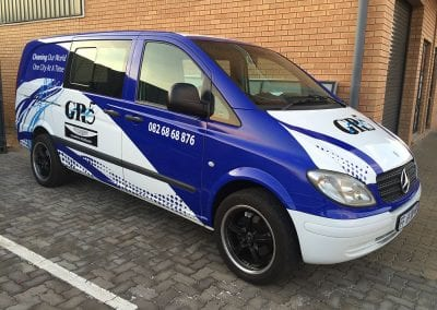 Vehicle Branding Wraps Advertising Vinyl Pretoria 03