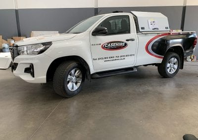 Vehicle Branding Wraps Advertising Vinyl Pretoria 04