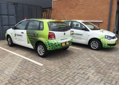 Vehicle Branding Wraps Advertising Vinyl Pretoria 06