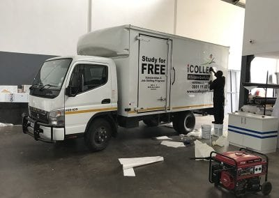 Vehicle Branding Wraps Advertising Vinyl Pretoria 07