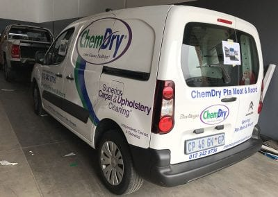 Vehicle Branding Wraps Advertising Vinyl Pretoria 09