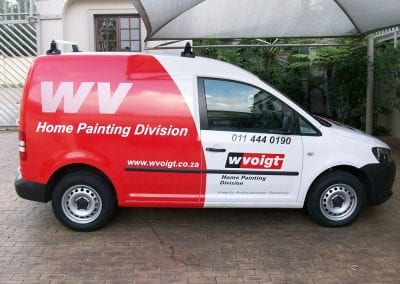Vehicle Branding Wraps Advertising Vinyl Pretoria 15