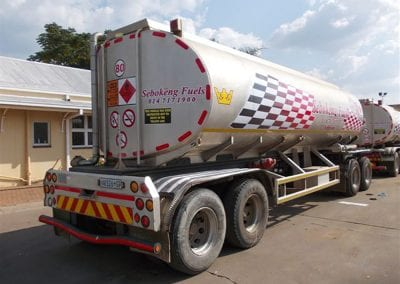 Vehicle Branding Wraps Advertising Vinyl Pretoria 16