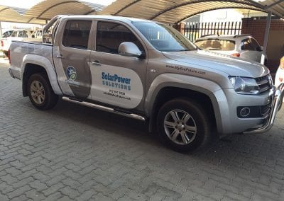 Vehicle Branding Wraps Advertising Vinyl Pretoria 17